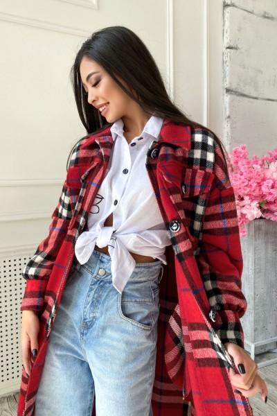 Пальто-рубашка 1685.4586