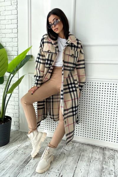 Пальто-рубашка 1685.4585